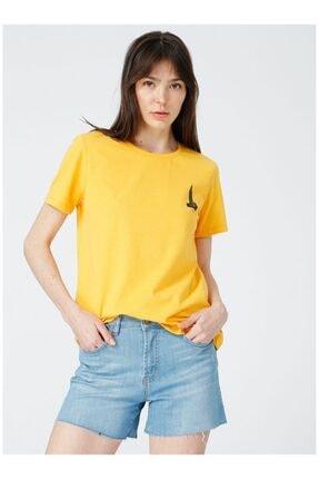 LİMON COMPANY Kadın Sarı  T-Shirt