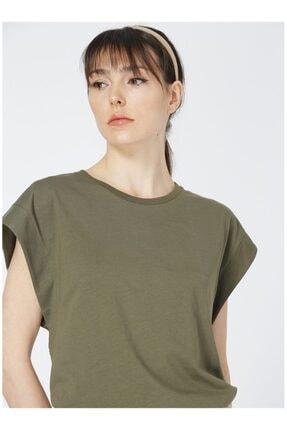 LİMON COMPANY Kadın  Haki Tişört