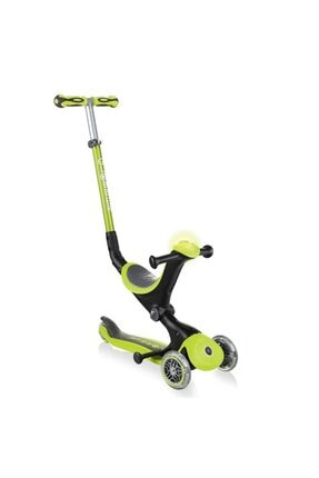 Globber Go Up Deluxe Play Yeşil Scooter
