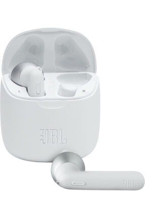 JBL T225 Tws Kablosuz Kulak Içi Bluetooth Kulaklık – Beyaz