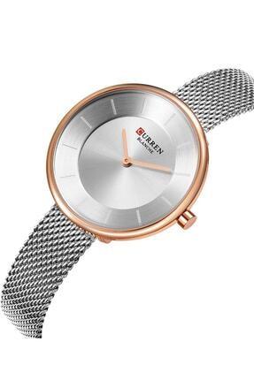 Curren Kadın Kol Çelik Hasır Kordon Zarif Tasarım Saati