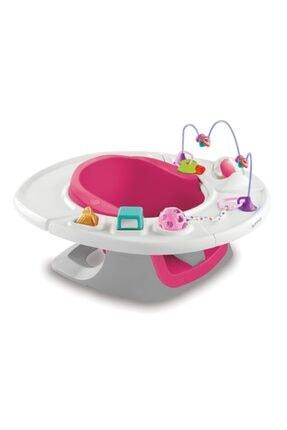 Summer Infant Pembe Çok Amaçlı  4in1 Mama Sandalyesi