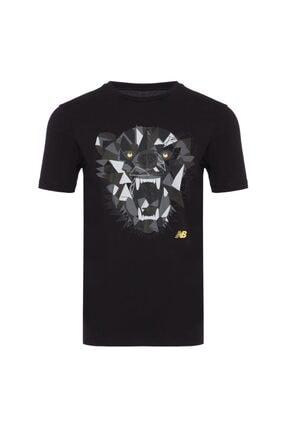 New Balance Erkek Bear Tee T-shirt
