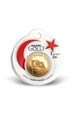 Nadir Gold 1gr Külçe -22 Ayar Altın