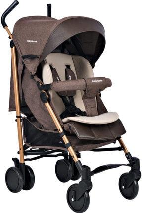 Baby Home Clark Tam Yatar Alüminyum Bilyeli Teker Baston Bebek Arabası