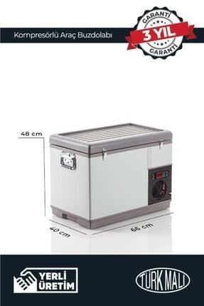 Ninkasi Mec 3846 Combi 38 Lt Kompresörlü Soğutucu & Dondurucu Araç Buzdolabı