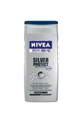 Nivea Sılver Protect Duş Jeli Erkek 250 ml