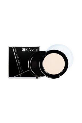 Cecile Suya Dayanıklı Mat Pudra Light Beige 506 8698438006552