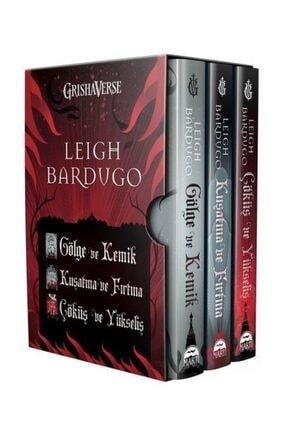 Martı Yayınları Leigh Bardugo Set (3 Kitap Takım)
