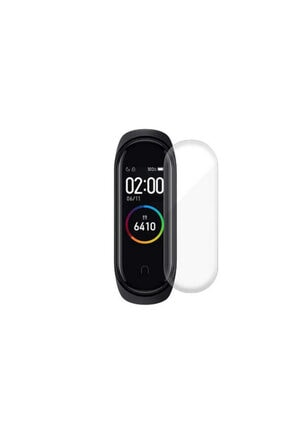 Mrs Xiaomi Mi Band 6 Ekran Koruyucu Jelatin Akıllı Saat Ekran Koruyucu
