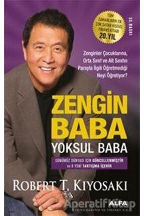 Alfa Yayınları Zengin Baba Yoksul Baba - Robert T. Kiyosaki -