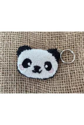 Onderia Sevimli Panda Punch Işlemeli Anahtarlık