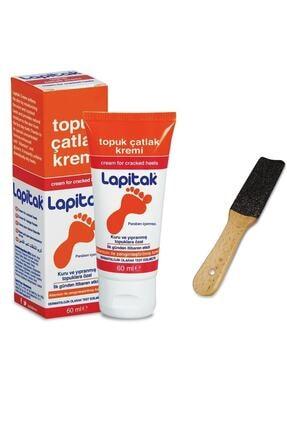 Lapitak Topuk Çatlak Bakım Kremi + Topuk Törpüsü
