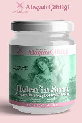 Alaçatı Çiftliği Helen'in Sırrı Saç Besleyici ve Güçlendirici Özler 240 g
