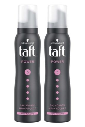 Taft Power Kaşmir Köpük 150ml X 2 Adet