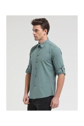 Loft Erkek Gömlek Green Lf2010395