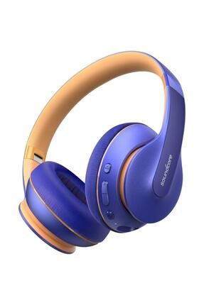 Anker Soundcore Life Q10 Kablosuz Bluetooth Kulaklık Mavi