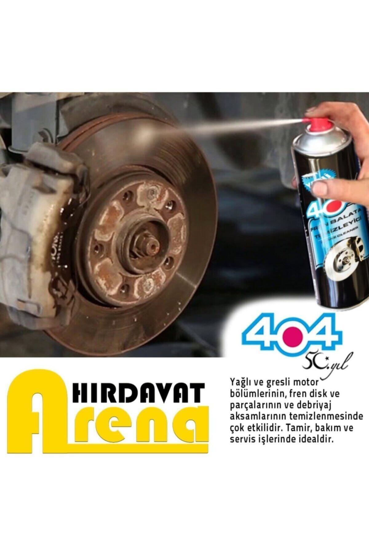404 Balata Temizleme Spreyi 500 Ml 2