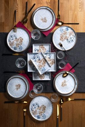 Porland Beyaz Çisem Ikram ve Kahvaltı Takımı 18 Parça