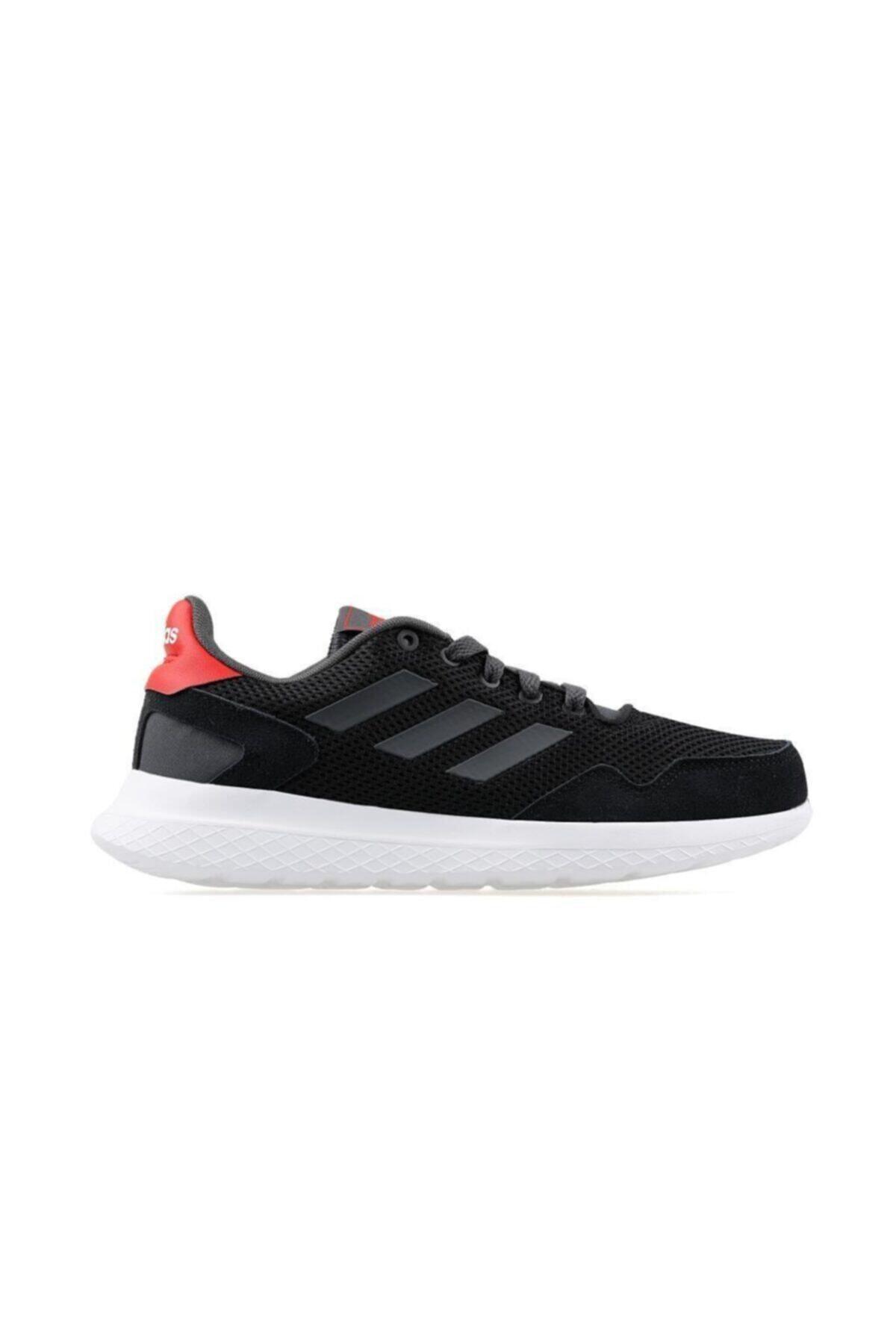 adidas ARCHIVO Siyah Erkek Koşu Ayakkabısı 100479444 1