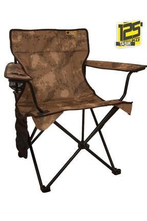 Funky Chairs Funky Chaırs V2 Çöl Kamuflaj Lüks Kamp Sandalyesi