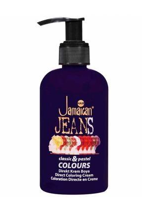Jamaican Jean's Color Saç Boyası Mavi