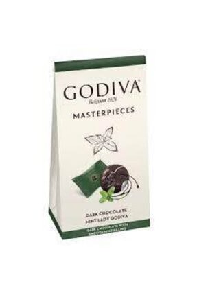 Godiva Masterpieces Naneli Bitter Çikolata Kutu 115 g