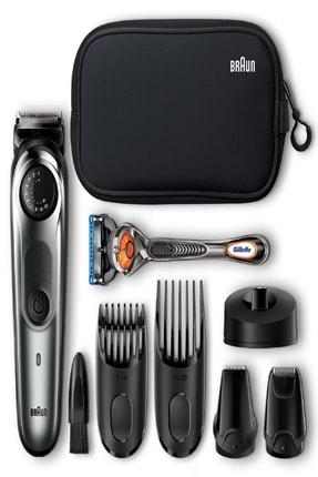 Braun Bt 7940 Saç/sakal Kesme-ıslak/kuru-çanta+gillette Hediye