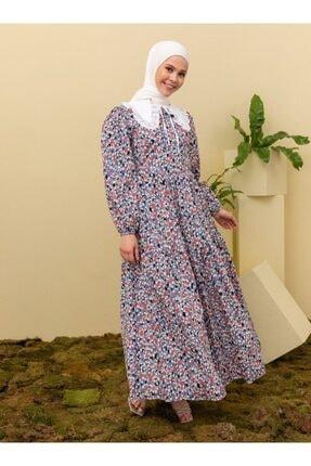 Loreen Kadın Desenli Elbise