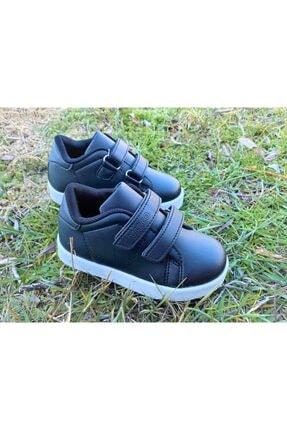 Vicco Unisex Siyah Işıklı Ortopedik Spor Ayakkabı