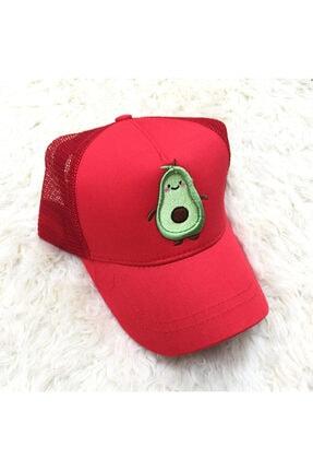 Köstebek Avokado Emoji Şapkalar