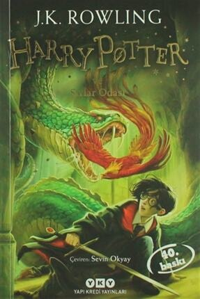 Yapı Kredi Yayınları Harry Potter ve Sırlar Odası 2 J.k. Rowling