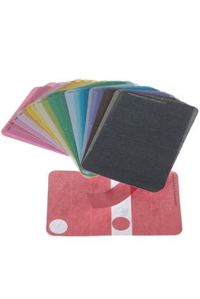 VOX Renkli Kağıt Bant Set-metal Kutu (hazır Kesimli) 6,5 X 9cm 27'li