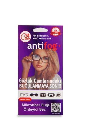 Opticleaner Antifog Gözlük Camı Buğu Önleyici Microfiber Bez