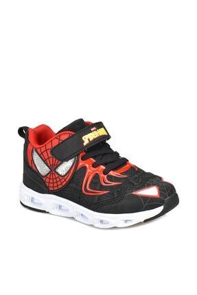 SPIDERMAN Worgen Siyah Erkek Çocuk Athletic Ayakkabı 100332257