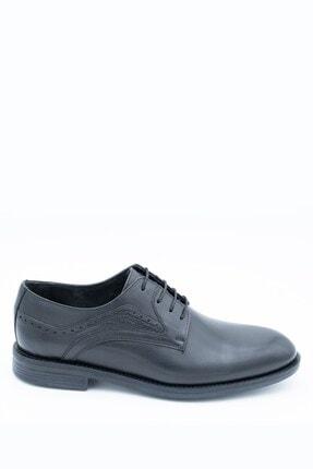 İgs Erkek Deri Günlük Ayakkabı I197057-2 M 1000 Siyah