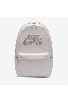 Nike Nıke Cu3587-104 Nk Sb Icon Bkpk - Bts Gfx Nıke Erkek Sırt Çantası