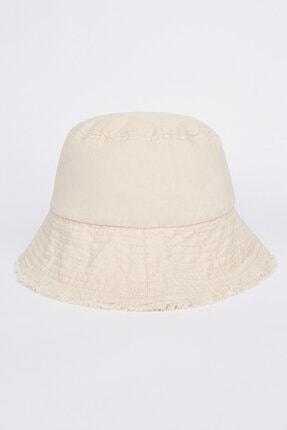 Penti Ekru Sand Şapka