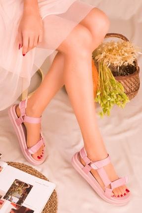 SOHO Pudra Kadın Sandalet 16288
