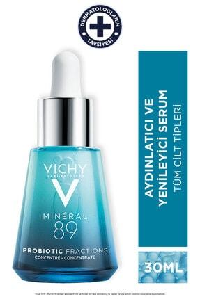 Vichy Mineral 89 Probiotic Fractions Aydınlatıcı Ve Yenileyici Cilt Serumu 30 Ml