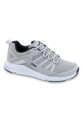 Jump 24865 Erkek Sneaker Spor Ayakkabı Gri