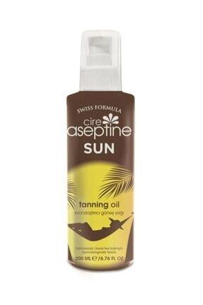 CIRE ASEPTINE Bronzlaştırıcı Güneş Yağı 200 ml