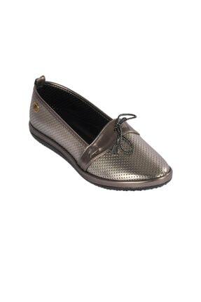 Pierre Cardin Kadın Gri Günlük Ayakkabı