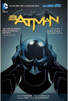 TM & DC Comics-Warner Bros Batman Vol. 4: Zero Year-secret City (the New 52)