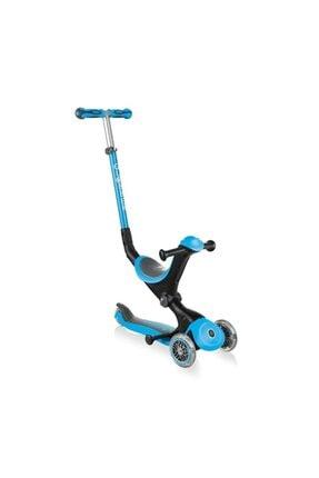 Globber Unisex Mavi Scooter