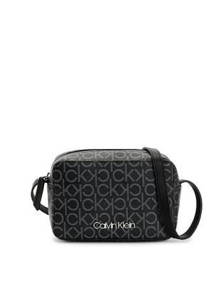 Calvin Klein Logo Baskılı Ayarlanabilir Askılı Çanta Kadın Çanta K60k607449 0gx