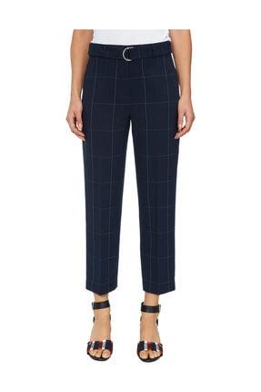 Tommy Hilfiger Kadın Mavi Pantolon Berber Sl Pant WW0WW24614