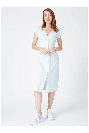 LİMON COMPANY Kadın Yeşil Elbise
