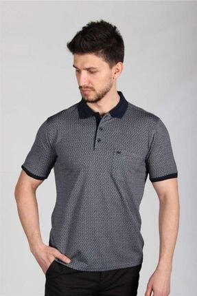 İgs Erkek Gri Regularfıt / Rahat Kalıp Std Tişört
