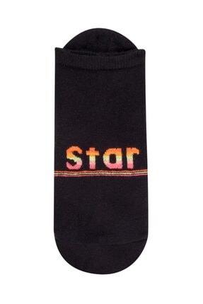 SUWEN Star Line Sneaker Çorap
